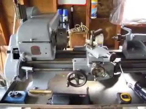 Logan Model 820 Lathe Specs