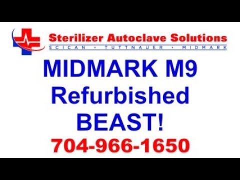 Midmark M9 Refurbished Under 25 Cycles - BEAST