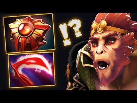 видео: ЧТО С ЕГО АЙТЕМ БИЛДОМ? ТОПСОН НА МК | monkey king dota 2 topson