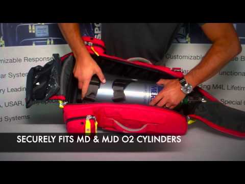 MERET RECOVER PRO O2 Response Bag (TS2 Ready) Product Demonstration