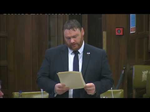 Owen Thompson MP - Westminster Hall debate on beer duty, 7 March 2017