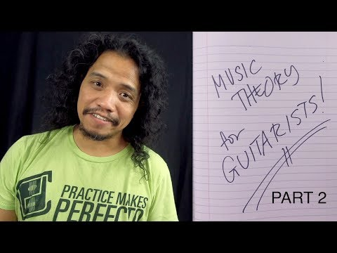Music Theory for Guitarists PART 2 | Key Signatures – Circle of 5ths – Relative Major and Minor