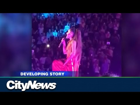 19 dead in explosion at Ariana Grande concert in Manchester, U.K.
