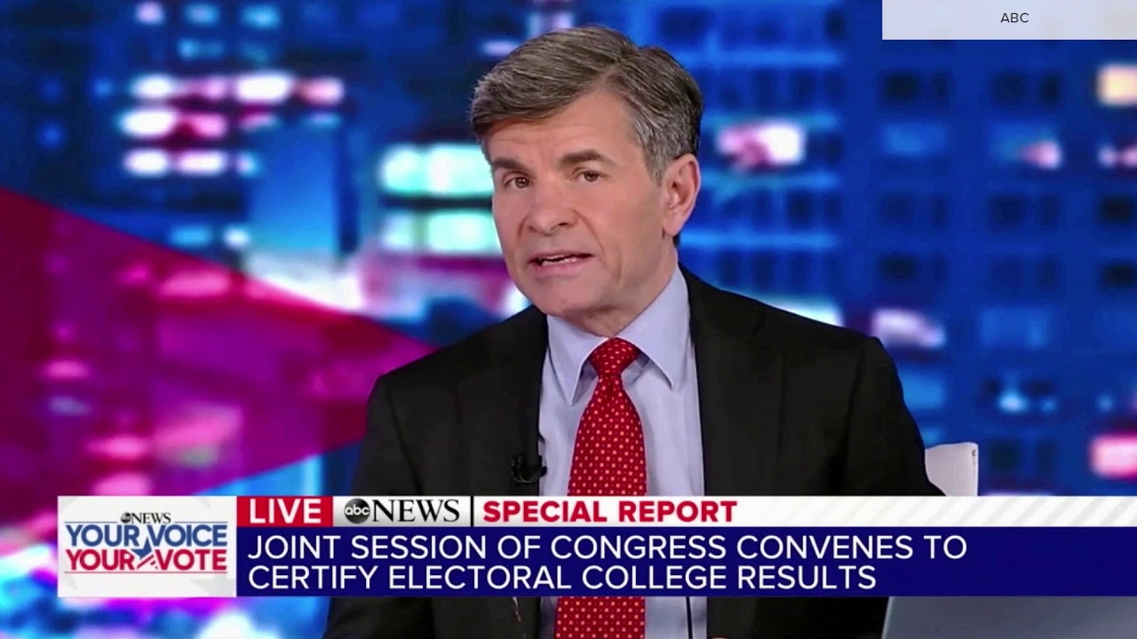ABC News special report: 2020 electoral college certification