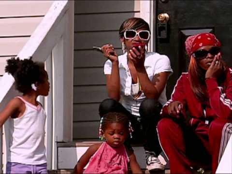 Keyshia Cole's mom's: Frankie vs Yvonne gettin HYPHY - YouTube