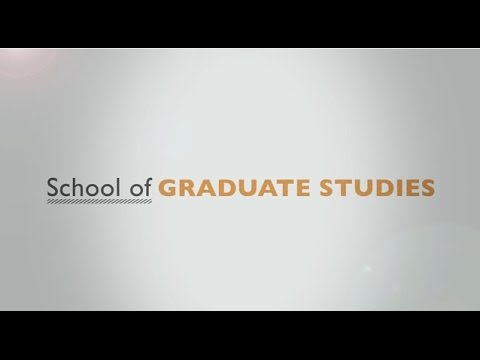 School of Graduate Studies UC3M: Approaching your professional experience