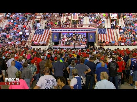 Thumbnail: WATCH LIVE: President Donald Trump speaking at rally in Pennsylvania on his 100th day in office.
