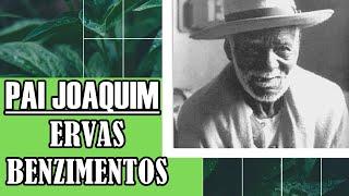 Pai Joaquim - Ensinamentos de Ervas e Benzimento.