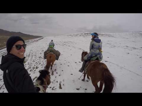 Backpacking Mongolia [GoPro]