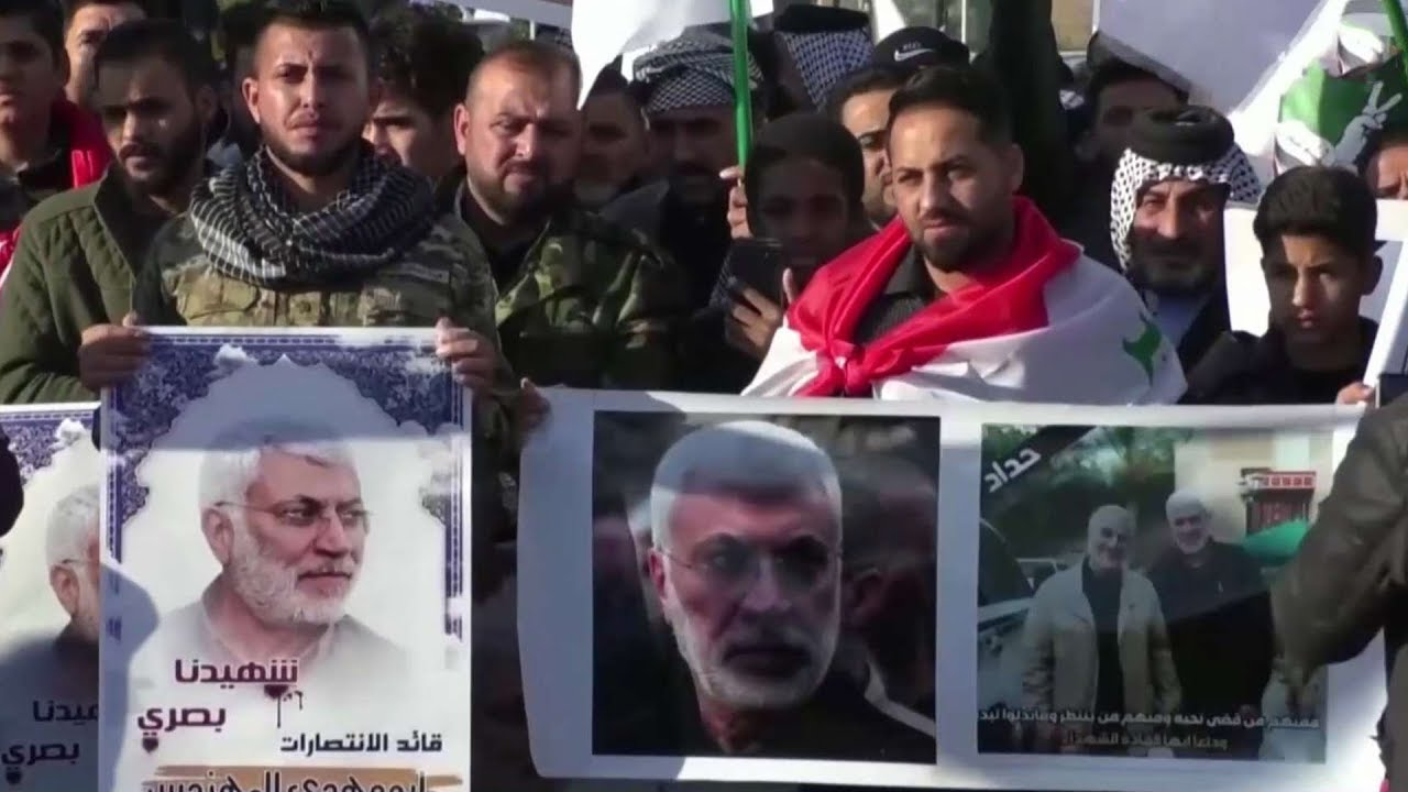 עשרות נמחצו למוות בהלוויית סולימאני באיראן