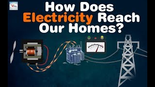 How Does Electricity Reach Our Homes?