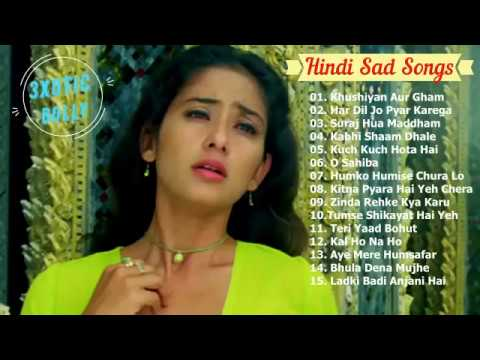 Lagu India Lawas Yang Bikin Nangis | Hindi Sad Songs