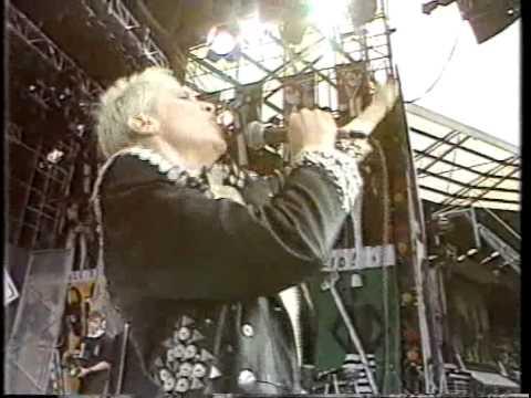 Eurythmics - When Tomorrow Comes (Live At Mandela Concert 1988)