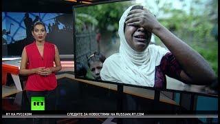 Вражда буддистов и мусульман: около 90 тыс. представителей народа рохинджа бежали из Мьянмы
