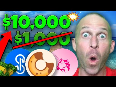 BEST CHEAP UNDERVALUED LOW-CAP ALTCOINS TO BUY RIGHT NOW TO TURN $1,000 INTO $10,000 THIS WEEK!!!!