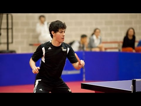 2016 America's Team Table Tennis Championship - Table 1 (Quarters & Semis)