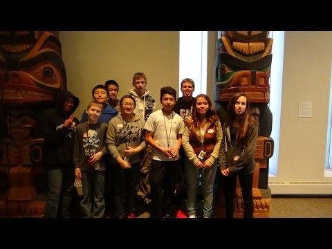 FieldTrip To Denver Art Museum 2-10-15 (DAY 76)