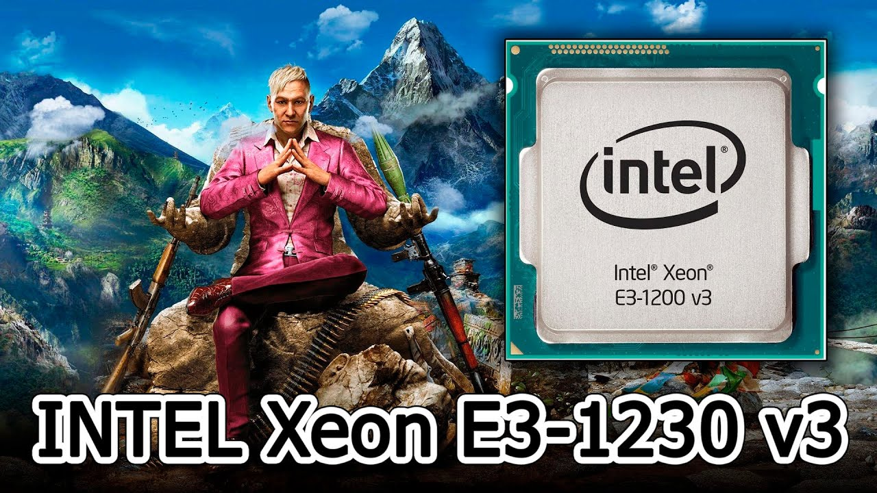 intel xeon e3 1230 v3 r9 290 far cry 4 youtube. Black Bedroom Furniture Sets. Home Design Ideas