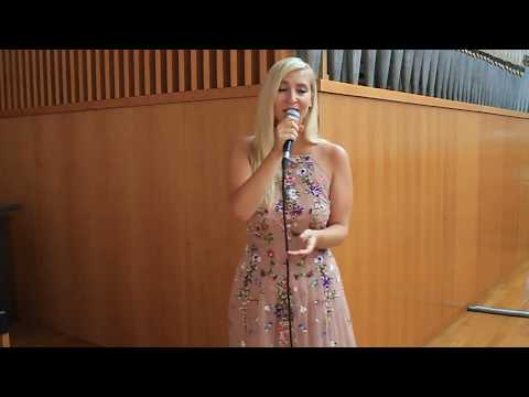 A Thousand Years (Christina Perri Cover) - Hochzeitssängerin Ola Stovall