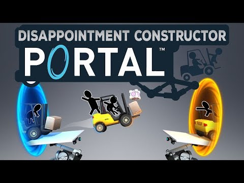 Portal: Disappointment Constructor - The Know Game News