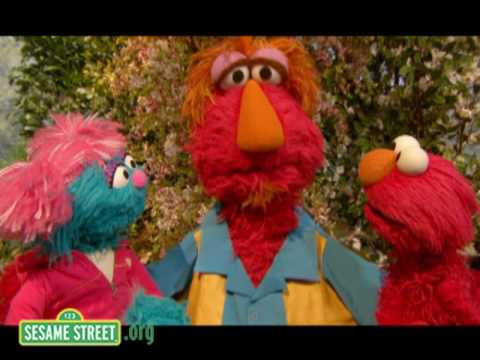 Sesame Street: When Families GrieveMessage for Families: Big Feelings