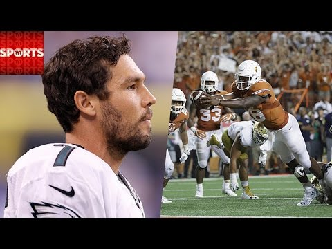 Sam Bradford TRADED to the VIKINGS [College Football Opening Weekend Was CRAZY]