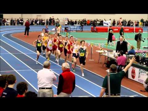 2011 MIAA All-State Indoor Track - Boys 1 mile - Final Heat