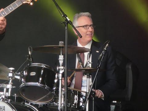 musikmesse Jon Hammond Allstar Band Special Guests Center Stage
