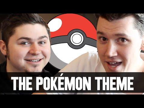 Josh Jepson & Stephen Georg sing: The Pokémon Theme Song