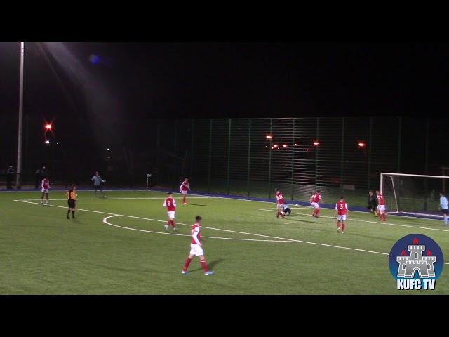 Kilbarrack Utd Vs St Patricks Athletic U19s - Friendly Match - Fri 31st Jan 2020