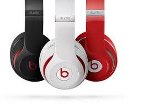 new beats by dre studio headphones ipod nano review unboxing youtube