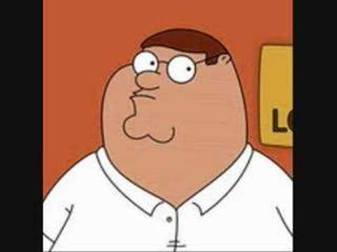 Peter Griffin Can't Touch Me!