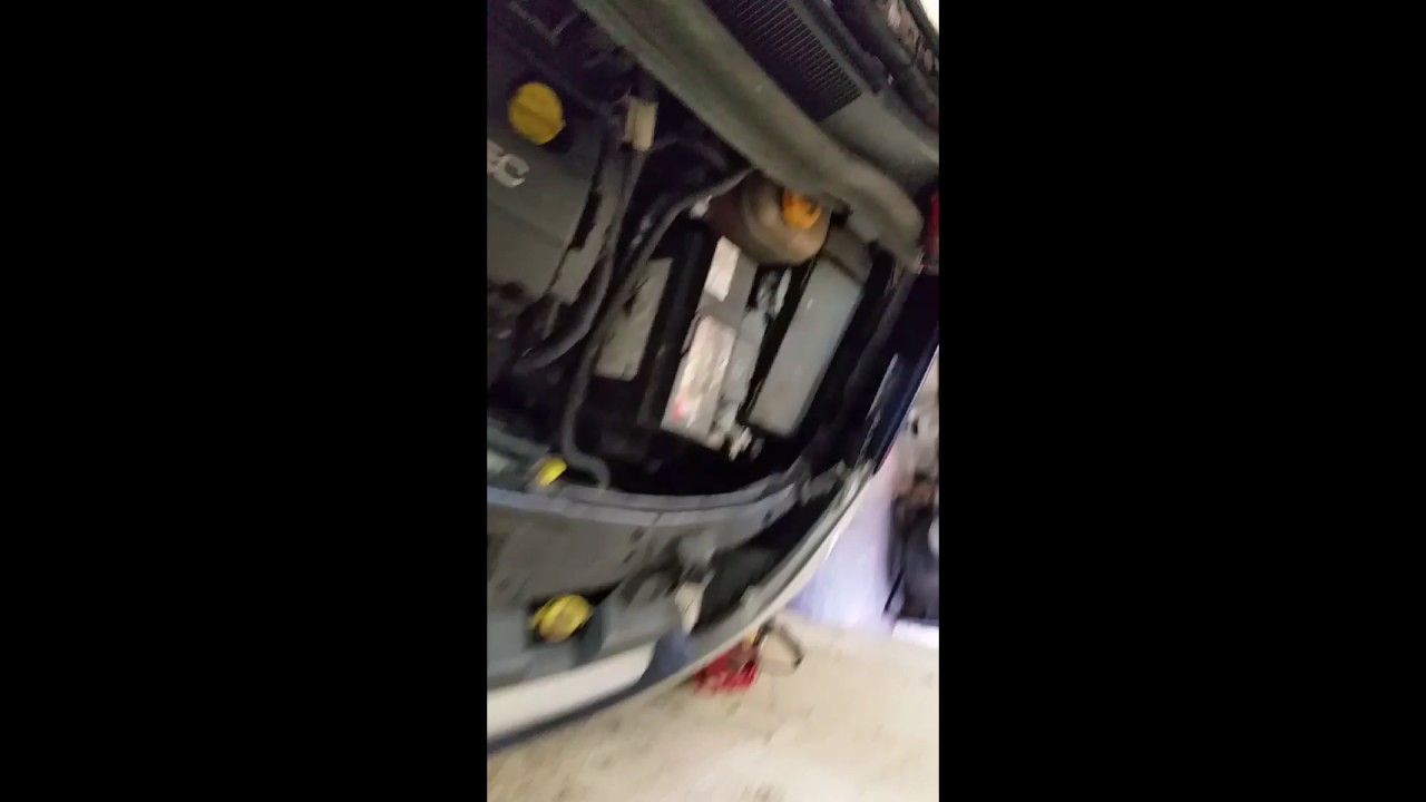 hight resolution of vauxhall zafira no start can bus trouble
