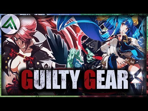 NEW Guilty Gear Full Character Roster Wishlist! |