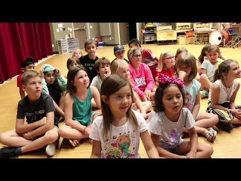 Redding School of the Arts TTT Tapping Song