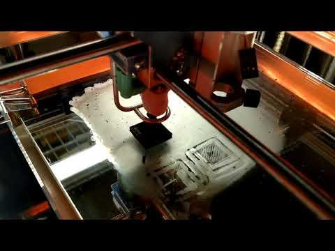 GARCAD 400mms print speed 16mss acceleration