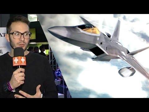 Ace Combat 7 : on y a joué sur PlayStation VR, nos impressions la tête en bas