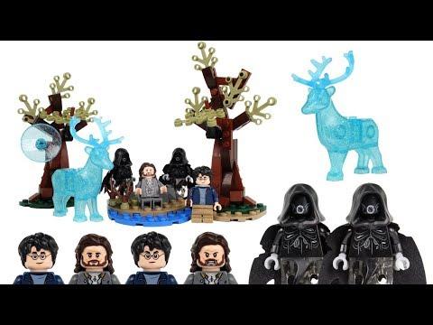 LEGO HARRY POTTER EXPECTO PATRONUM INSTRUCTION MANUAL 75945