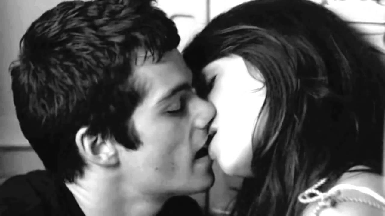 dylan obrien and selena gomez kiss   hot girls wallpaper