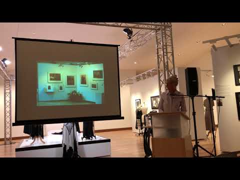 Sally Strand - Southern Utah Museum of Art 2017 - lecture