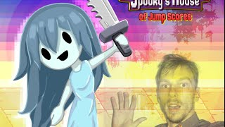 No More Hiccups! | Spooky's House Of Jumpscares Part 2