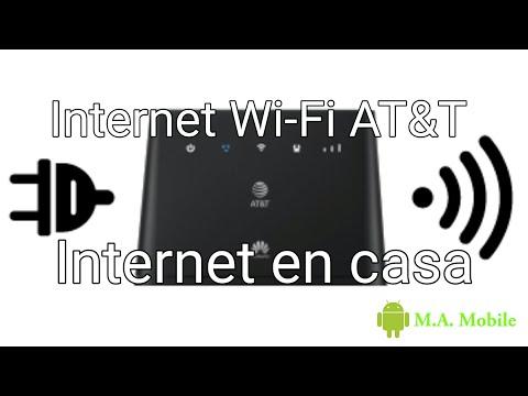 ¡¡¡Modem Wi-Fi AT&T Internet en casa AT&T!!!