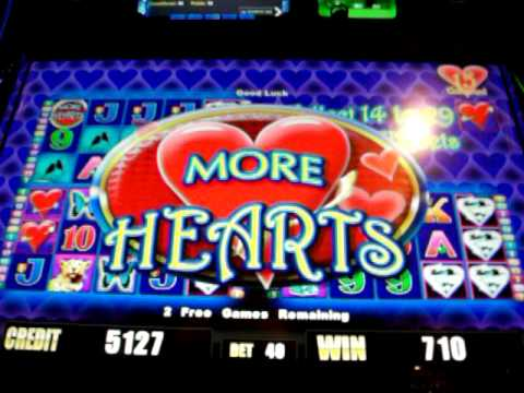 More Hearts Slot Machine Download
