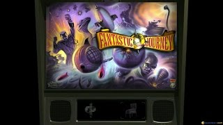 Pro Pinball Fantastic Journey gameplay (PC Game, 1999)