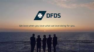 DFDS named World's Best Ferry Operator for ninth consecutive year!