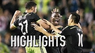 Highlights: Seattle Sounders FC vs San Jose Earthquakes