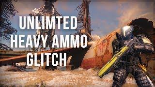 Destiny - Unlimited Heavy Ammo Glitch