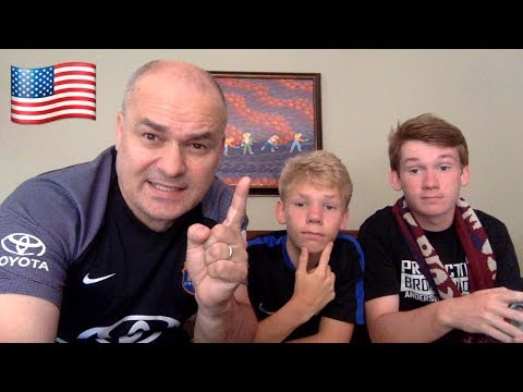 FIFA Confederations Cup Portugal vs Chile commentating by Jack Teddy and AK Crazy Russian