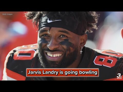 Ron Verb - Browns Jarvis Landry Named To Fourth Straight Pro Bowl