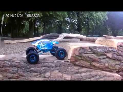 ECX   Barrage & Temper 1er test   Vincennes 16 04 2017  Part 1
